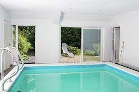vakantiehuisje met prive zwembad